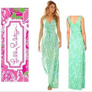 Lilly Pulitzer Maxi Dress Size Medium